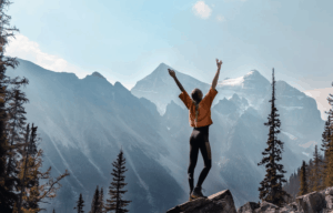 how to preserve energy while hiking
