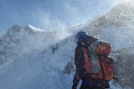 risks in winter hiking