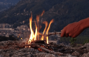 How to Start a Fire with Sticks?
